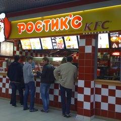 Photo taken at KFC by Alexey I. on 9/30/2011
