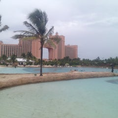 Photo taken at Atlantis Paradise Island Casino & Resort by Michael D. on 5/26/2012