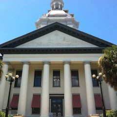 Photo taken at Florida State Capitol by Nestor on 7/18/2012