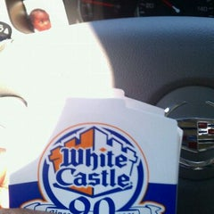 Photo taken at White Castle by The Handsome1 on 9/1/2011