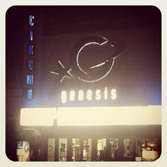 Photo taken at Genesis Cinema by James B. on 10/15/2011
