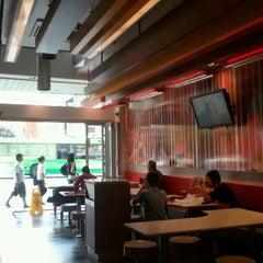 Photo taken at KFC by Donela P. on 12/31/2011