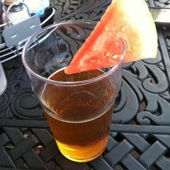 Photo taken at Red Brick Station Restaurant & Brew Pub by Elaina G. on 8/11/2011