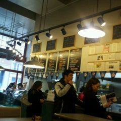 Photo taken at Penn Station East Coast Subs by Chris L. on 1/25/2012