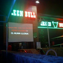 Photo taken at Green Bull by Oscar M. on 9/10/2011