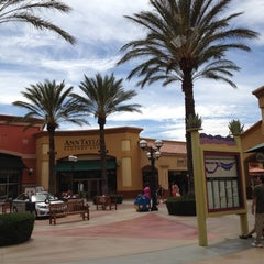 Photo taken at Desert Hills Premium Outlets by Pinky L. on 7/18/2012