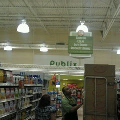Photo taken at Publix by Bill M. on 3/11/2012