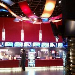 Photo taken at Aksarben Cinema by Amy B. on 4/19/2011
