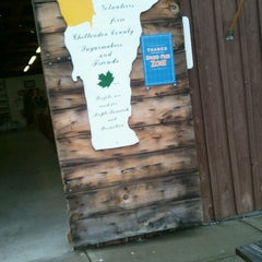 Photo taken at Maple Sugar House @CVE by Michele C. on 9/24/2011