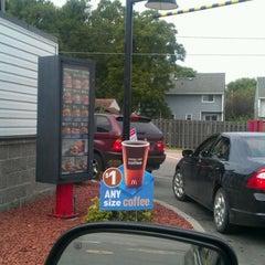 Photo taken at McDonald's by Kourtney P. on 9/25/2011