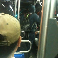 Photo taken at MTA - Q33 Bus by JetzNY on 3/20/2011