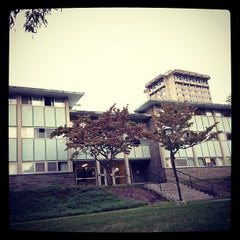 Photo taken at Tallcott Hall by Maddy C. on 9/7/2012