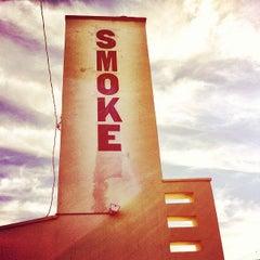 Photo taken at Smoke by Rondo E. on 10/30/2011