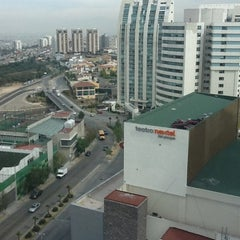 Photo taken at Parque Interlomas by oskar g. on 1/13/2012
