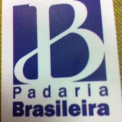 Photo taken at Padaria Brasileira by Eduardo R. on 6/21/2012
