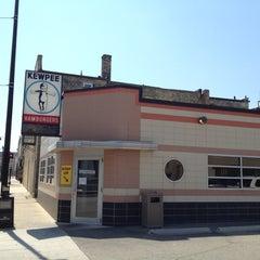 Photo taken at Kewpee Sandwich Shop by Nick R. on 8/3/2012