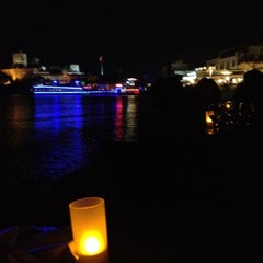 Photo taken at Moonlight Cafe Bar by OZAN I. on 6/26/2012