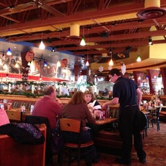 Photo taken at Red Robin Gourmet Burgers by Sujay T. on 12/20/2011