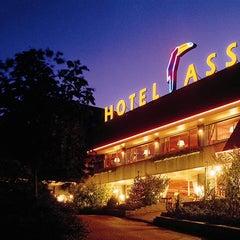 Photo taken at Van der Valk Hotel Assen by Valk Exclusief on 9/28/2011