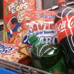 Photo taken at Walmart by Lisset on 1/21/2012