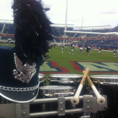 Photo taken at FAU Football Stadium by Alexander S. on 10/15/2011
