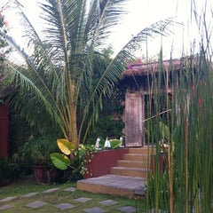 Photo taken at Villa Balquisse Bali by Frederic C. on 8/27/2011