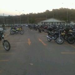 Photo taken at Estacionamento CAMG by Edson A. on 9/1/2011