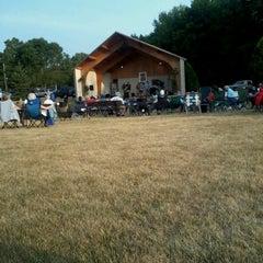 Photo taken at Sunset Park by Joe B. on 7/16/2012