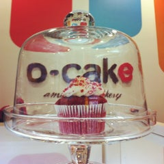 Photo taken at O-cake by Kta G. on 11/7/2011