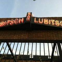 Photo taken at Bar Lubitsch by Jon S. on 4/4/2012