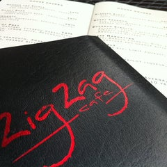 Photo taken at Zig Zag Cafe by DF (Duane) H. on 7/19/2012