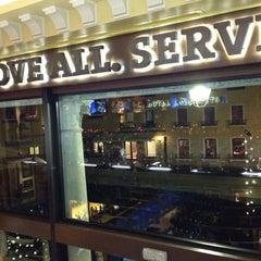 Photo taken at Hard Rock Cafe Venezia by Giacomo P. on 1/1/2012