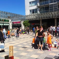 Photo taken at Winkelcentrum Rijkerswoerd by Robert W. on 4/30/2012