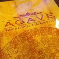 Photo taken at Agave Mexican Cantina by Kaye on 9/11/2012