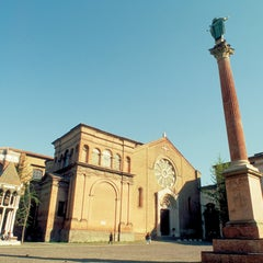 Photo taken at Basilica di San Domenico by Redazione Italia.it on 1/27/2012