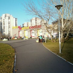 Photo taken at Immo Centar by Ivana S. on 12/14/2011