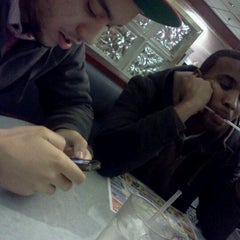Photo taken at Gateway Diner by Andy M. on 1/15/2012