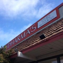 Photo taken at Dharma's by Richardine B. on 8/23/2012