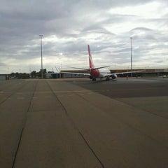 Photo taken at Kalgoorlie-Boulder Airport (KGI) by Fraser M. on 7/23/2012