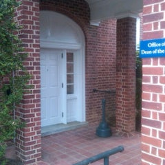 Photo taken at Washington and Lee's Dean of the College by Scott D. on 8/19/2011