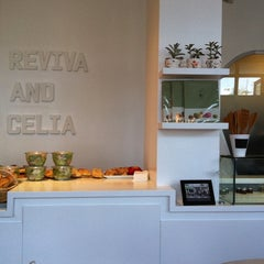 Photo taken at Reviva and Celia (רביבה וסיליה) by Dana L. on 8/28/2011