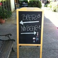 Photo taken at Alchemy Market & Cafe by Lenny M. on 8/31/2012