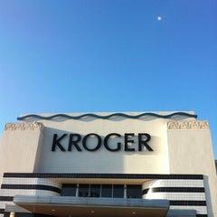 Photo taken at Kroger by teamP A H L. on 9/25/2011