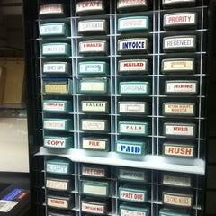 Photo taken at Typewriters & Things by Benjamin G. on 9/14/2011