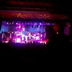 Photo taken at Chastain Park Amphitheater by Tiffany L. on 9/24/2011