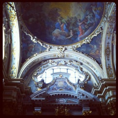 Photo taken at Cattedrale di San Giovanni Battista by Roberta A. on 6/11/2012