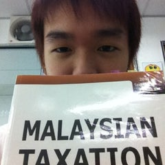 Photo taken at Sentral Study Room by Louis C. on 5/10/2012