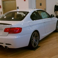 Photo taken at JMK BMW by Marco P. on 3/2/2012