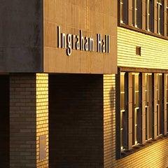 Photo taken at Ingraham Hall by UW-Madison on 8/29/2011