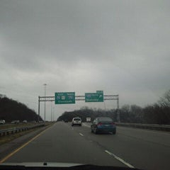Photo taken at Ohio/Indiana State Line by Daniel E. on 3/2/2012
